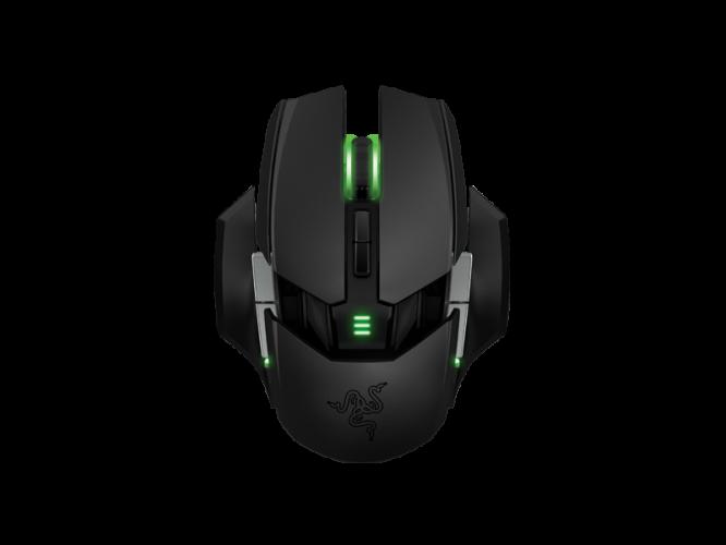 Razer Ouroboros - Ambidextrous Gaming Mouse