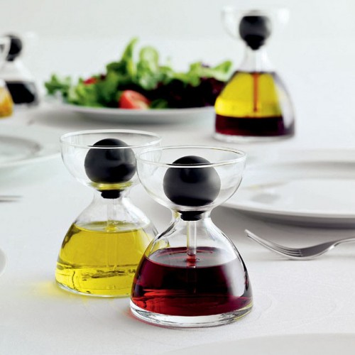 Oil & Vinegar Pipette Glasses