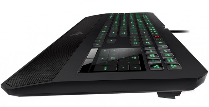 Razer DeathStalker - The World's Smartest Keyboard