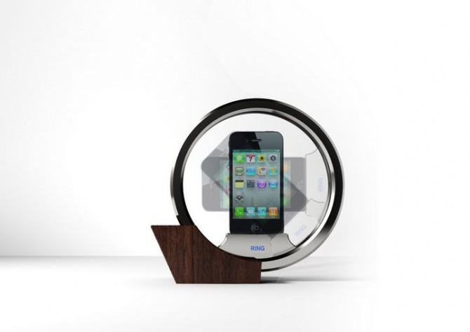 Ring Docking Speaker
