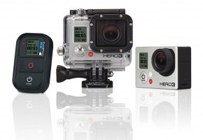 GoPro Hero3 Cameras – Black Edition