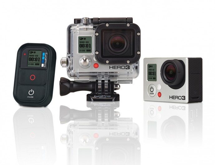 GoPro Hero3 Cameras - Black Edition