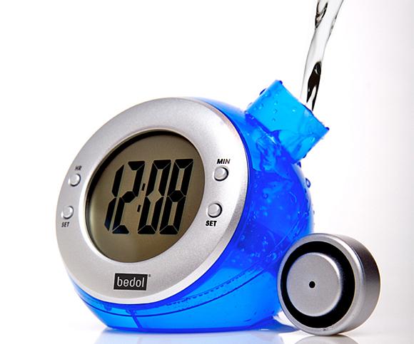 Bedol Water Powered Clock