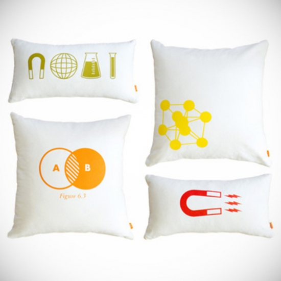 Chemistry Pillows