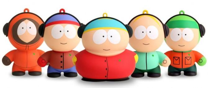 South Park Headphonie Portable Speaker