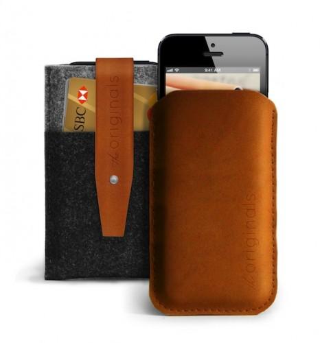 Mujjo iPhone5 Wallet