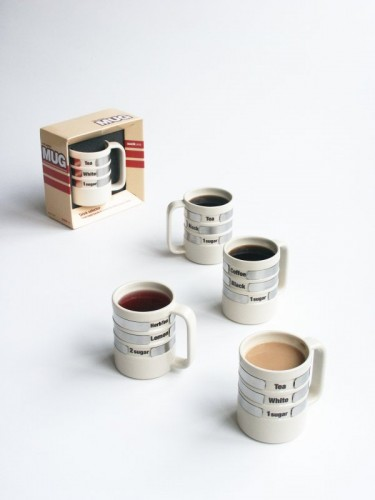 Drink Selector Mug from Suck UK