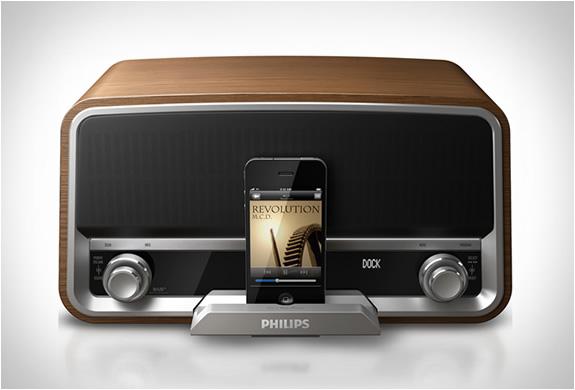 Philips Original Radio Retro Design