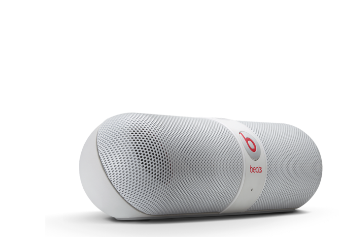 The Beats Pill Speaker