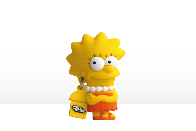 The Simpsons USB Flash Drive Series