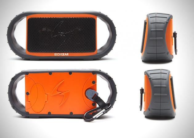ECOXGEAR ECOXBT - Waterproof Wireless Bluetooth Speaker