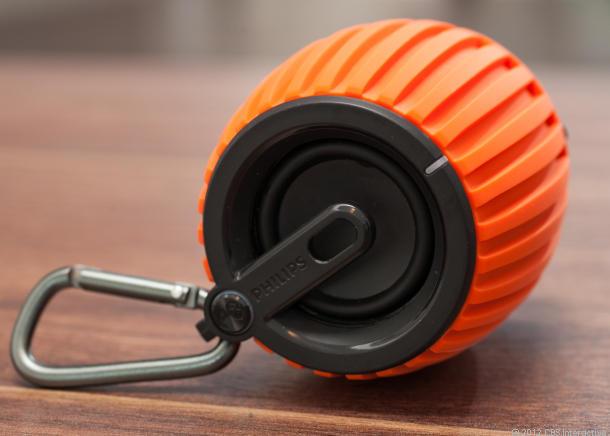 Wireless Portable Speaker Grenade from Phillips
