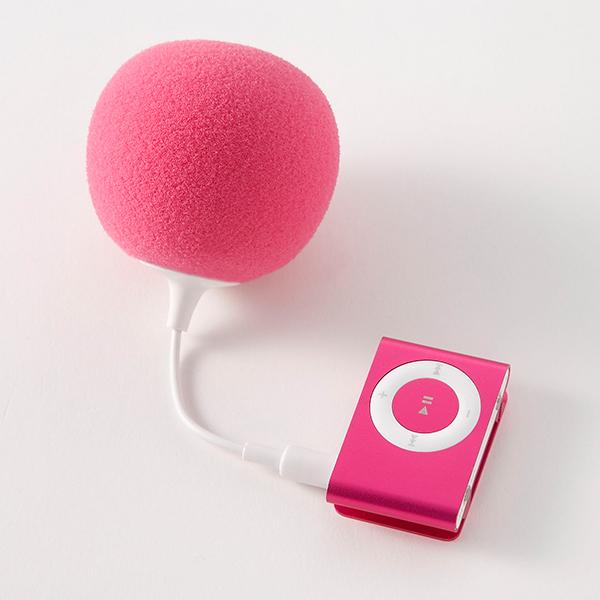 Balloon USB Speaker pink iPod