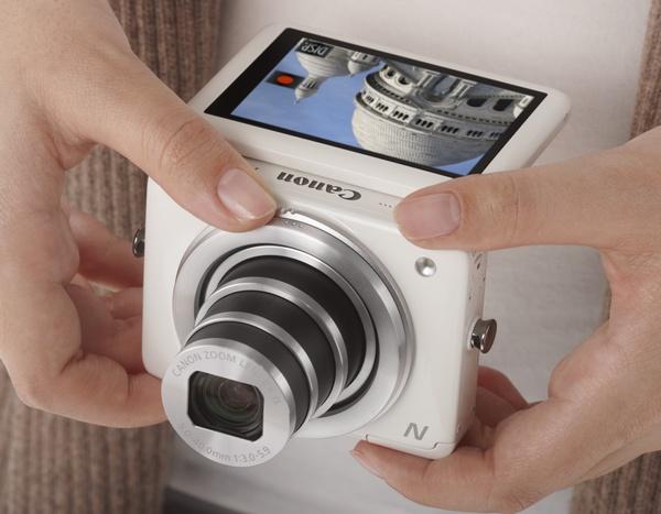 Canon Powershot N Camera