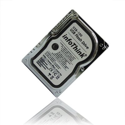 Mini Hard Disk 8GB USB2.0 Flash Drive