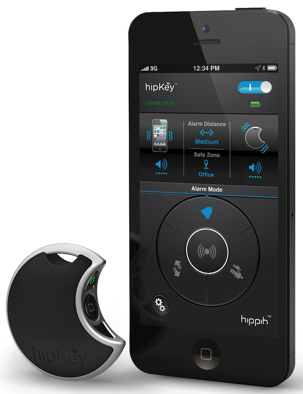 hipKey iPhone Tracker