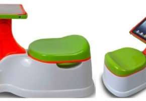 iPotty – iPad Toilet for Kids by CTA Digital