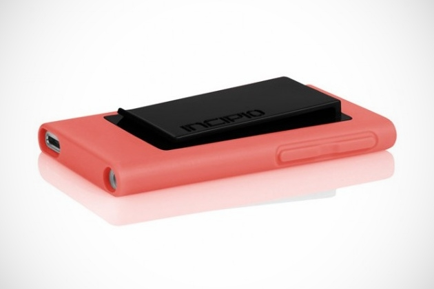 Hipster Clip - Impact Resistant Case with Clip