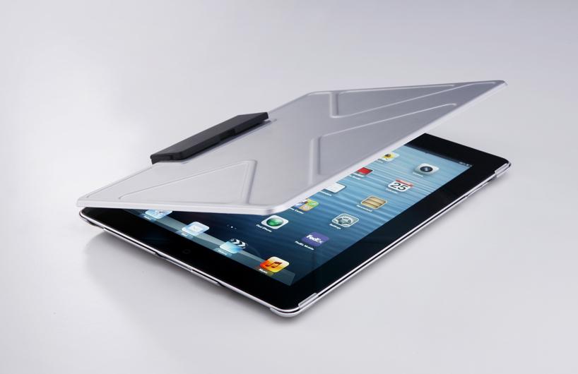 Tank - Anti-Shock Aluminium iPad Case