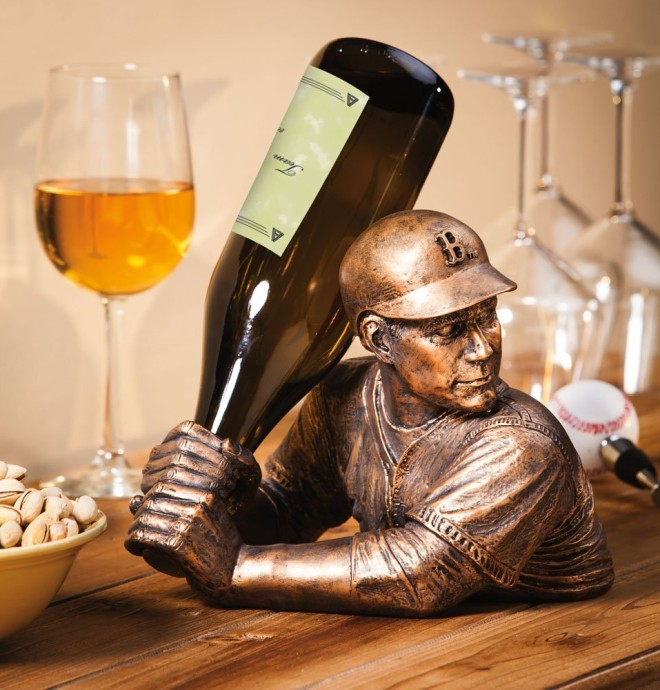 Boston Red Sox Player Wine Bottle Holder