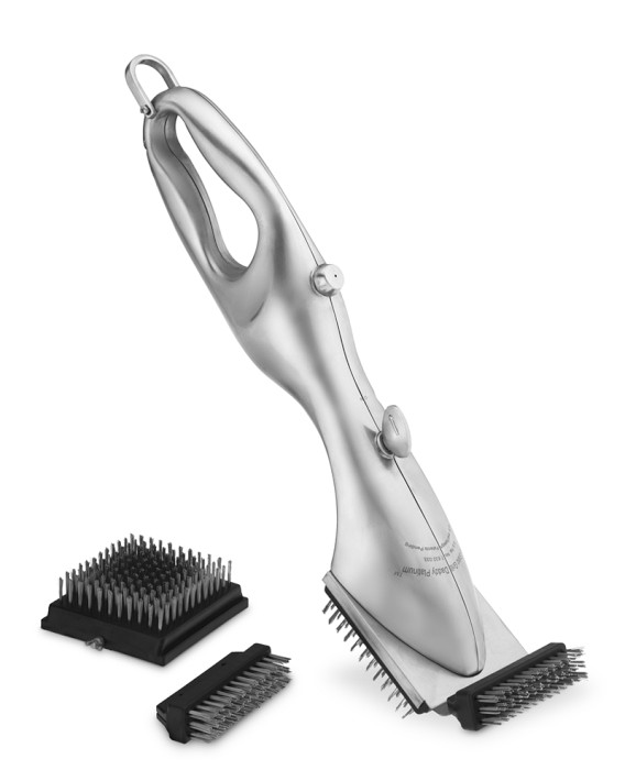 Grill Daddy Steam Cleaning Grill Brush
