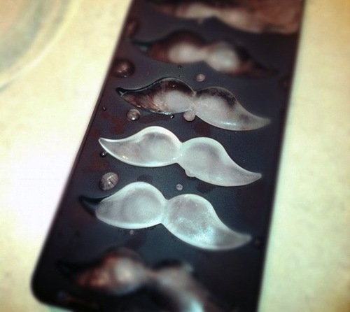 Accoutrements Mustache Ice Cube Tray