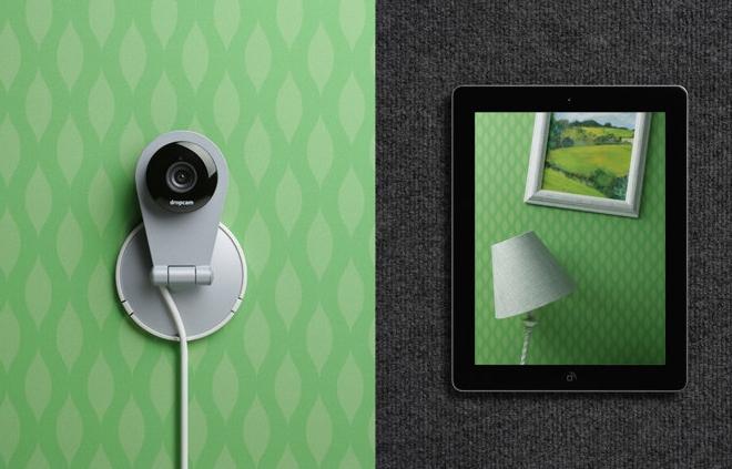 Dropcam HD Wi-Fi Wireless Video Monitoring Camera