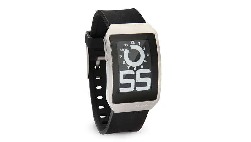 E-Ink Digital Display Watch