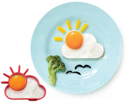 SunnySide Egg Breakfast Shaper