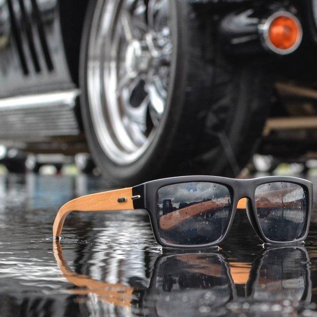 AeroFLY Bamboo Sunglasses by Johnny Fly