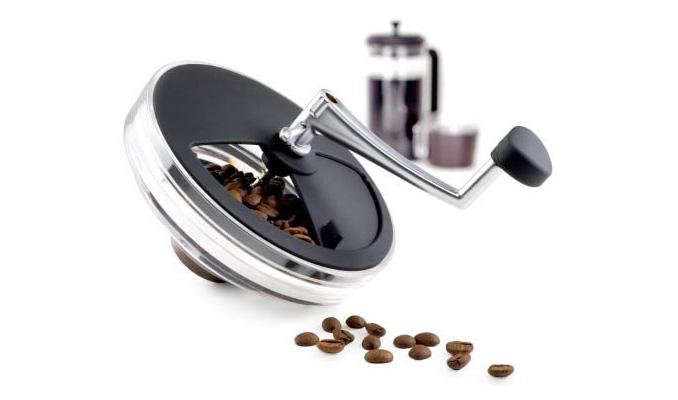 Outdoors JavaGrind Hand-Crank Coffee Grinder