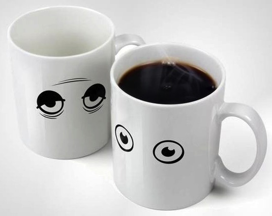 Wake-Up Cup Mug