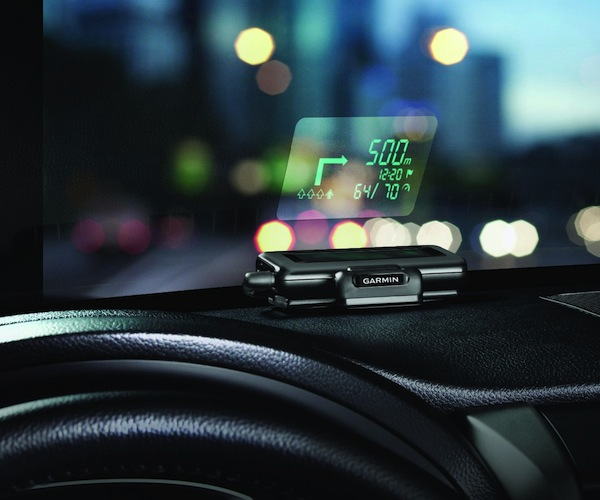 Dashboard Mounted Windshield Projector