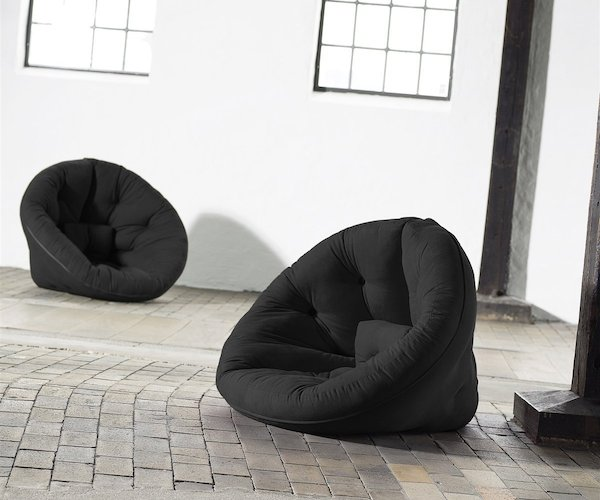 Fresh Futon Nido Convertible Futon Chair/Bed