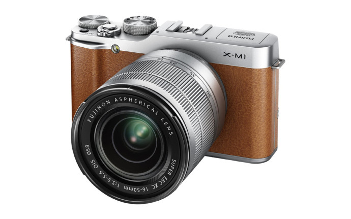 Fujifilm X-M1 Compact System Digital Camera