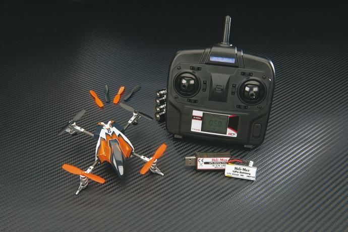 Heli-Max Mini Quadcopter