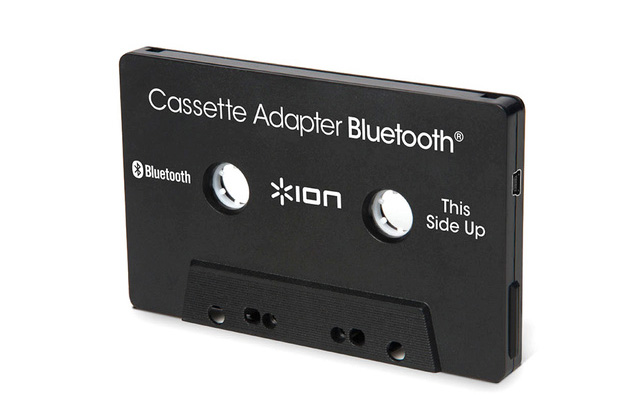 Cassette Adapter Bluetooth