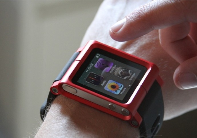Multi-Touch Watch Kit For iPod Nano