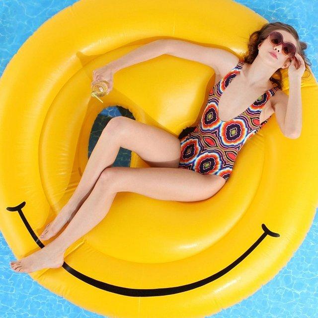 Smiley Face Fun Island