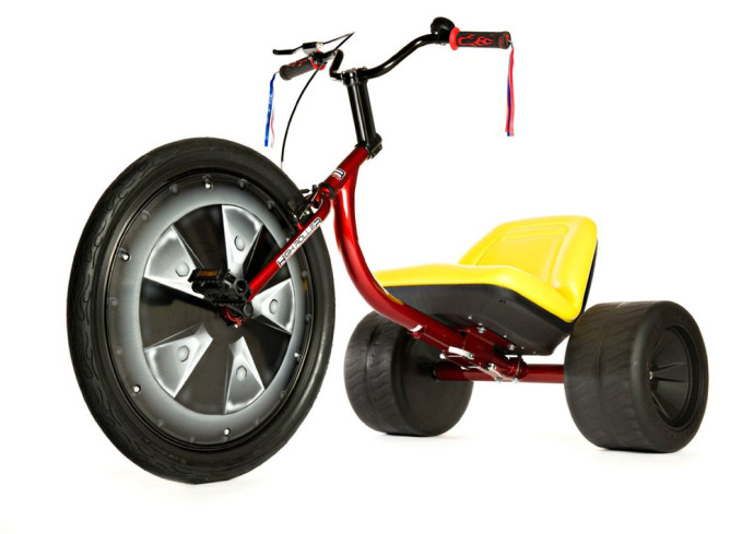 Adult Size Big Wheel Trike