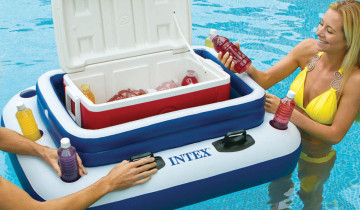 Intex Mega Chill Floating Refreshment Holder