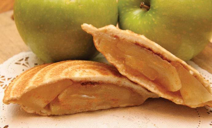Toas-Tite Pocket Sandwich Close-up