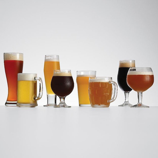 8 Piece Beer Tasting Set