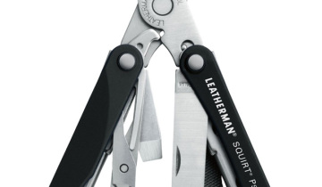 Leatherman Squirt PS4 Opened