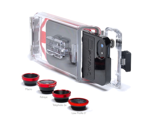 Optrix PhotoProX iPhone 5/5s Case