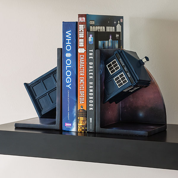 Cool Book Ends Part - 20: Daily Cool Gadgets