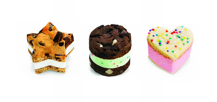 Cuisipro Mini Ice Cream Sandwich Maker