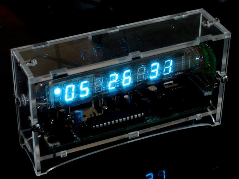 Ice Tube Clock Kit