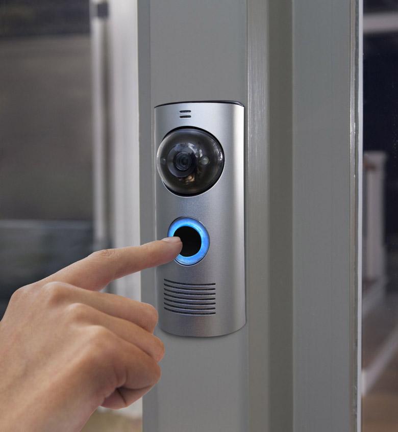 Doorbot Wi-Fi Enabled Smart Doorbell
