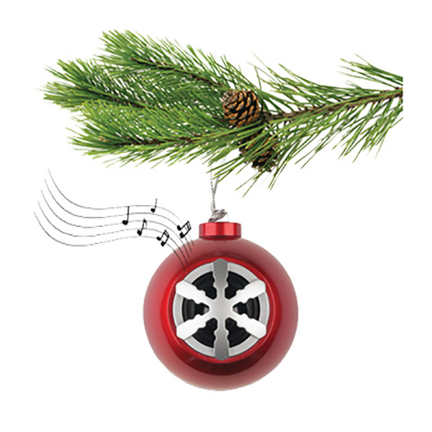 Jingle Balls Wireless Ornament Bluetooth Speaker